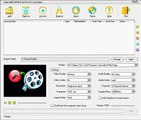 A-One FLV to AVI MPEG WMV 3GP MP4 iPod Converter v4.3 [CLEAN]