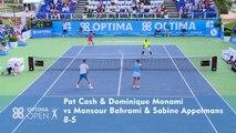 Tennis - ATP Champions Tour: Optima Open weather forecast by Pat Cash & Dominique Monami