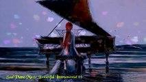 Sad Piano Music Beautiful Instrumental【01】