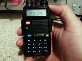 Tutorial DESBLOQUEIO UV 5R (Unlock Frequency) - Vídeo Dailymotion