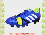 adidas Performance nitrocharge 3.0 TRX FG Football Shoes Mens Blue Blue - Blau (BLUE BEAUTY