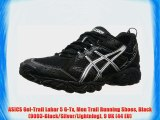 ASICS Gel-Trail Lahar 5 G-Tx Men Trail Running Shoes Black (9093-Black/Silver/Lightning) 9