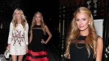 Paris Hilton rejoint sa famille à Londres en vue du mariage de sa sœur Nicky