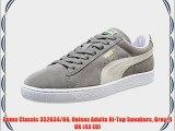 Puma Classic 352634/66 Unisex Adults Hi-Top Sneakers Grey 9 UK (43 EU)