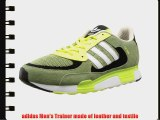 adidas Originals Mens ZX 850-7 Trainers D65237 ST Tent Green/Running White FTW/Electricity