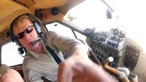 DeHavilland Beaver DHC-2 Floatplane Start-up, Run-up and Takeoff