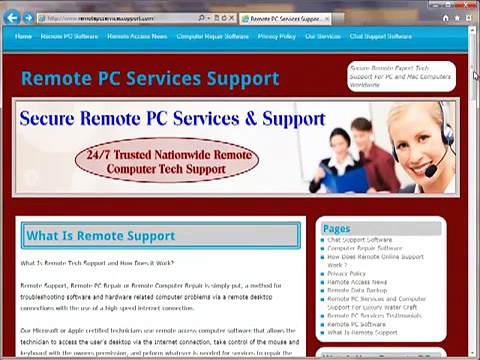 Remote Computer Repair | Live Tech Support Chat Mac & PC