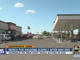 ABC15 News at 11am: Police search for Glendale shooting suspect