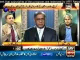 Khabar Say Khabar Tak - 9th July 2015 (Rauf Klasara, Amir Mateen)