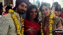 Shahid Kapoor Brings Bride Mira Rajput HOME After MARRIAGE