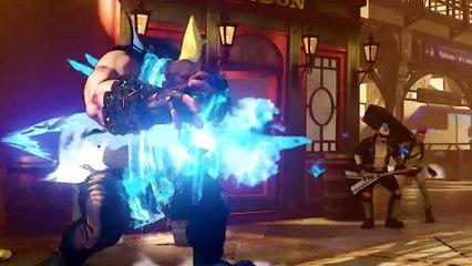 Street Fighter V   Ken reveal trailer   PS4 de Street Fighter V