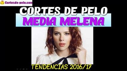 CORTES CORTES DE PELO MEDIA MELENA 2016 | Peinados de Moda!