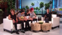 5 Seconds with 5 Seconds of Summer
