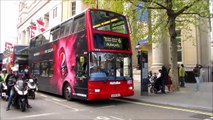 Buses at Trafalgar Square 25/04/2015