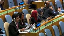 President of Iran statement in UN General Assembly on Sept. 25, 2014