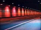 日本 Nissan Skyline R34 & Mazda RX7 wangan streetracing in Japan 日産 スカイライン & RX7