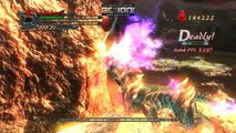 DMC4 mission 19 with Dante (2nd and last take)