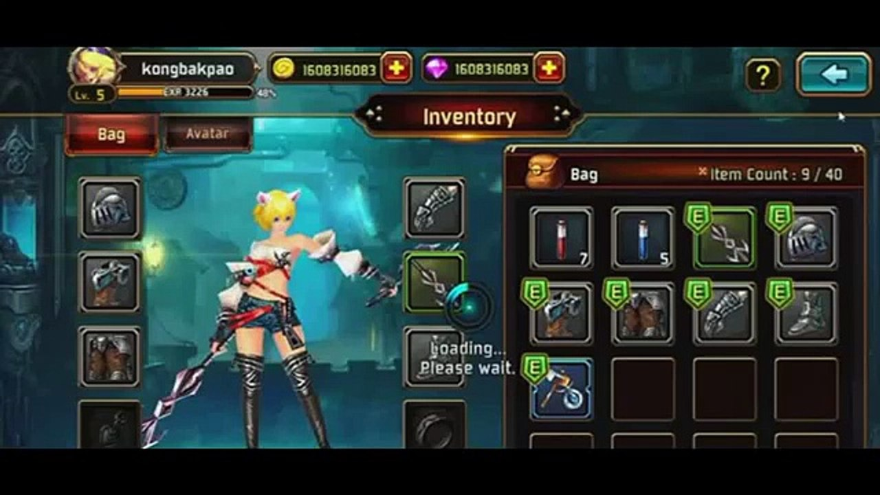 Kritika The White Knights v2 14 4 MOD APK (Unlimited Karats & Golds)