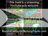 Old School Megadeth Style Guitar Backing Track E Minor F# Shift Lead Trade Off Jam Thrash Metal Em
