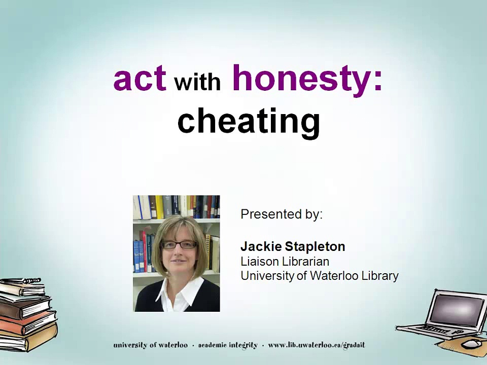 Academic Integrity: Cheating