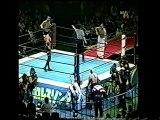 Super J, Tatsutoshi Goto & Michiyoshi Ohara vs. Shiro Koshinaka, Brian Johnston & Osamu Nishimura (NJPW)