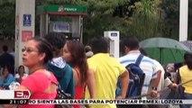 Sección 22 toma gasolineras en Oaxaca y cancelan marcha / Todo México