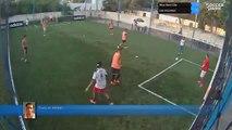 Faute de esteban - Nice Nord City Vs Les inconnus - 09/07/15 20:30 - Antibes Soccer Park