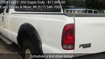 2004 Ford F-250 Super Duty for sale in Howell, MI 48843 at t