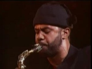 Kenny Garrett - Saxofon Solo