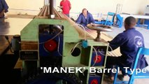 Manek - Corrugated Iron Roofing Sheet Making Machine Model: CSM-3660