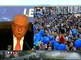 Discours presidentielle 6 mai 2007 lepen sarkozy president