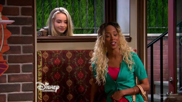 Girl Meets World 2x08: Shawn & Angela |Cory & Riley #2.2 (Angela: She hasn't taken her eyes off you)