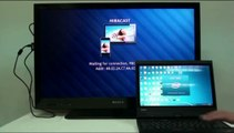 TEKXON Wi-Fi Display Dongle Miracast Mode ( Intel WiDi V3.5 Lenovo x230 )