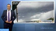 Trombes marines en Italie : des images impressionnantes