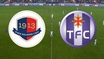 Le résumé du match SMCaen - Toulouse FC