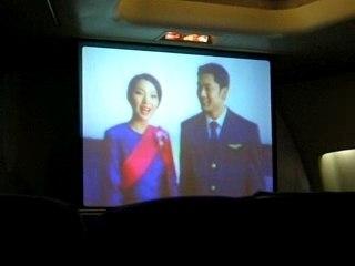 Thai Airways Safety Demo VDO 1
