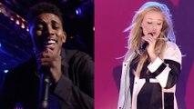 Iggy Azalea Crushes Nick Young on 'Lip Sync Battle'