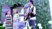 Let it go (Bé Trang Thư ft Bé Bảo Ngân) - Let it go Karaoke - Frozen