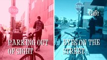 URBAN BIKING: Outsmarting the Bicycle Thief, How to Lock Your Bike