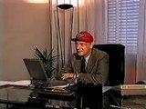 Niki Lauda und das Apple PowerBook