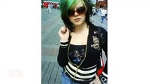 Short Emo Hairstyles For Girls - Beautiful Hairstyles