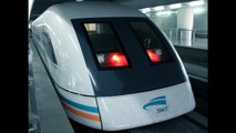 China - Maglev High Speed Train 2010