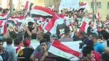 Iraqi youth take lead in anti-corruption protests