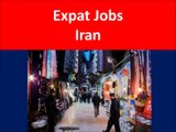 Iran Jobs and Employment for Foreigners