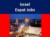 Israel Jobs and Employment for Foreigners