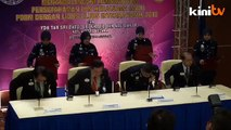 IGP: Police not given notice on rally against DBKL
