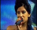 Amy Winehouse (Peruvian girl sings like Amy Winehouse)