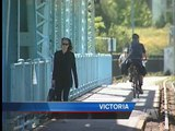 Johnson Street Bridge Cycling Plans