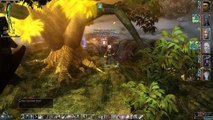 Neverwinter Nights 2 - Hellfire Warlock Gameplay (1080p