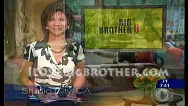 Julie Chen Reveals the Big Brother 8 House Guests